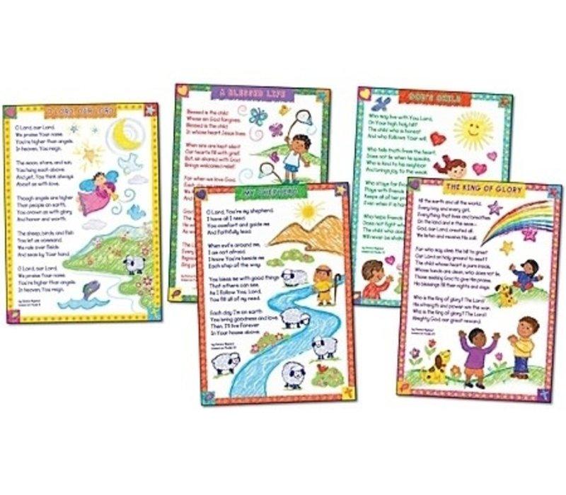 God's Children Bulletin Board Set