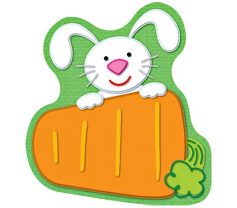 Bunny Carrot Notepad