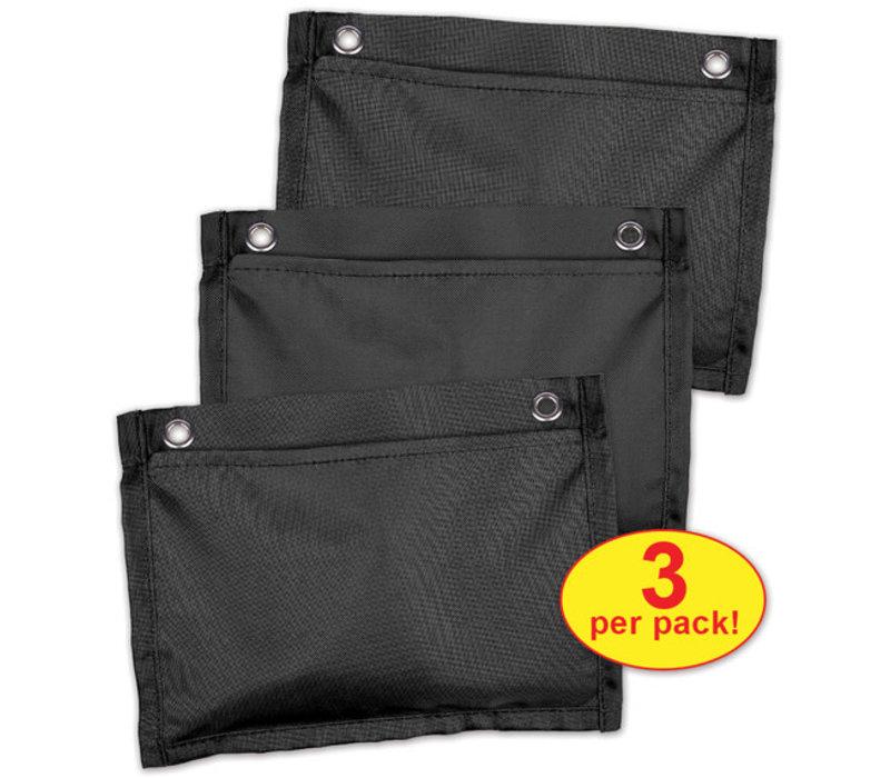 Board Buddies Magnetic Pockets - Black*
