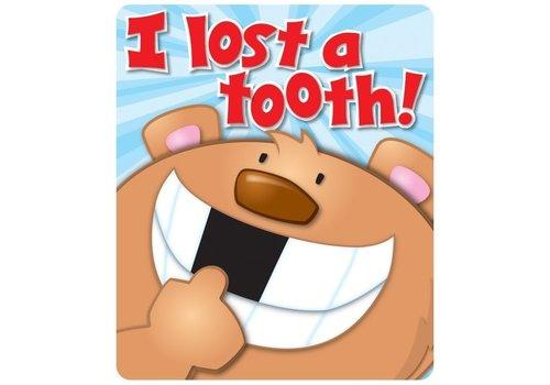 Carson Dellosa I Lost a Tooth Badge *