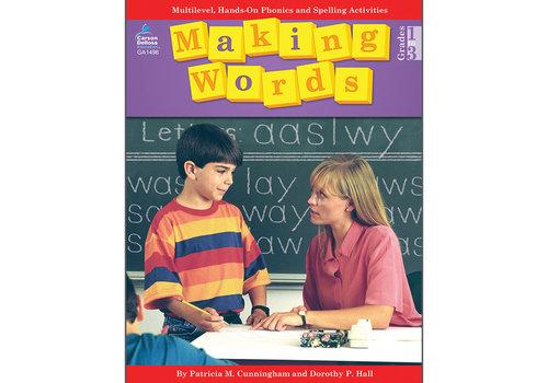 Carson Dellosa Making Words, Grades 1 - 3