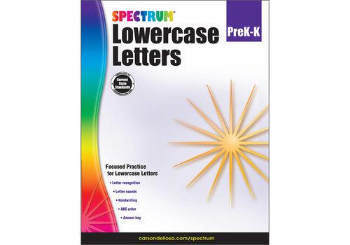 Carson Dellosa Lowercase Letters, Grades PK - K