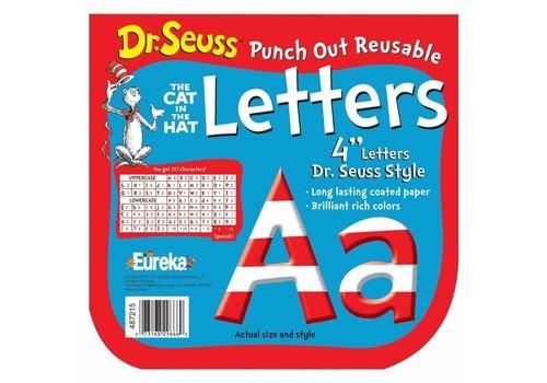 EUREKA Dr. Seuss™ Stripes Deco Letters