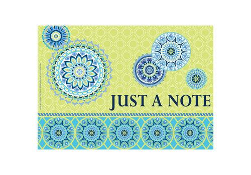 EUREKA Blue Harmony Teacher Cards*