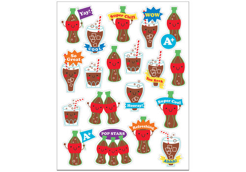 EUREKA Scented Stickers - Cola