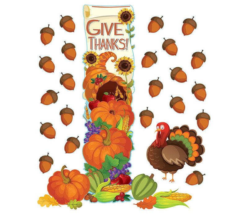 Thanksgiving  - Mini BBS