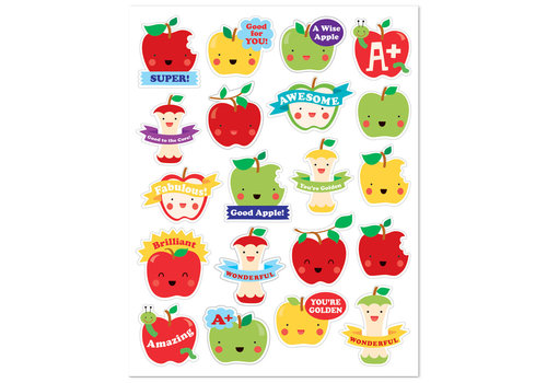 EUREKA Scented Stickers - Apple
