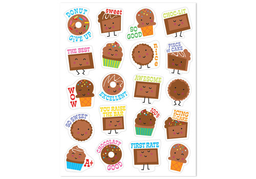 EUREKA Scented Stickers - Chocolate