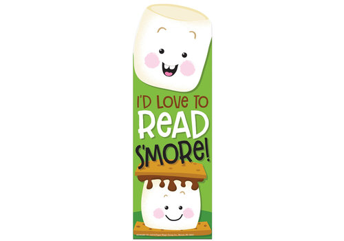 EUREKA Scented Bookmarks - Marshmallow