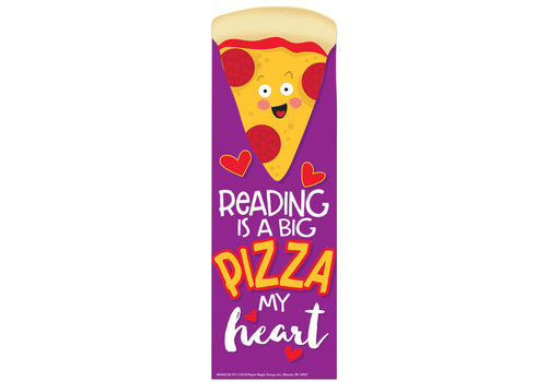 EUREKA Scented Bookmarks - Pizza