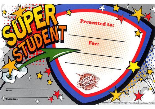 EUREKA Super Student Award