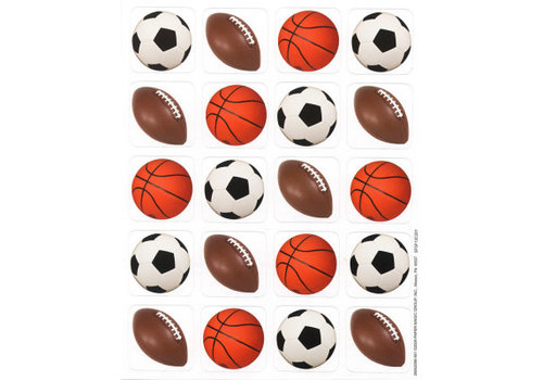 EUREKA Sports Balls Stickers