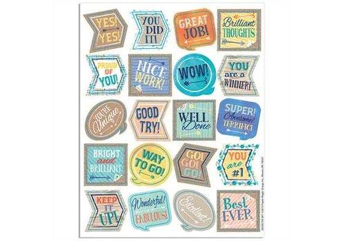EUREKA Confetti Splash Motivational Stickers