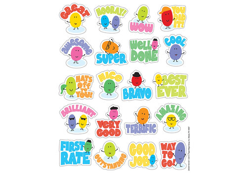EUREKA Scented Stickers - Jelly Beans
