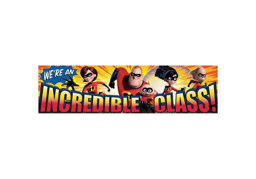 EUREKA Incredibles - Incredible Class