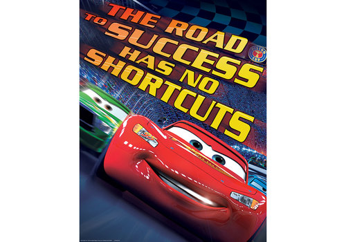 EUREKA The Road to Success...poster