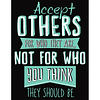EUREKA Accept Others (Respect) *