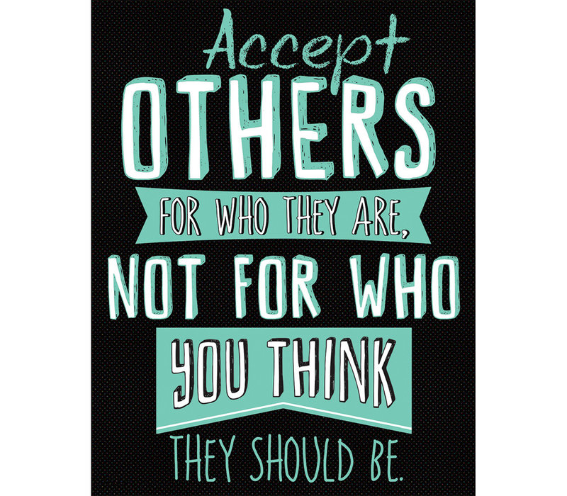 Accept Others (Respect) *