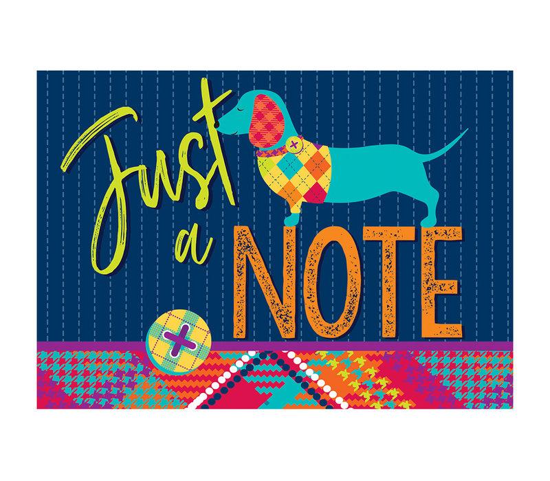 Plaid Attitude Teacher Cards