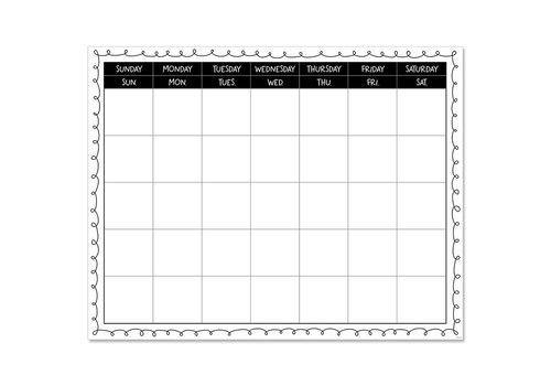 Creative Teaching Press Loop-de-Loop Calendar Chart
