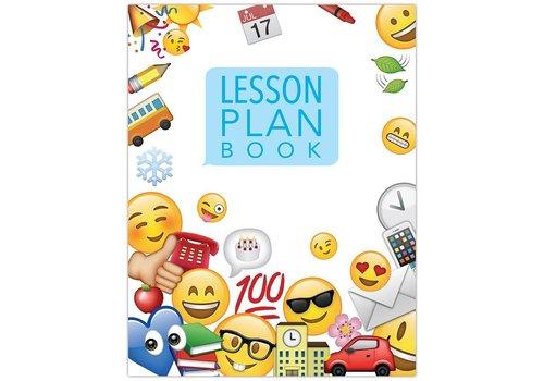 Creative Teaching Press Lesson Plan Book-Emoji