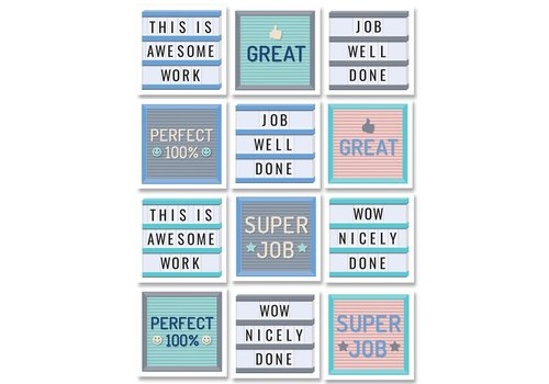 Creative Teaching Press Calm & Cool Reward Stickers
