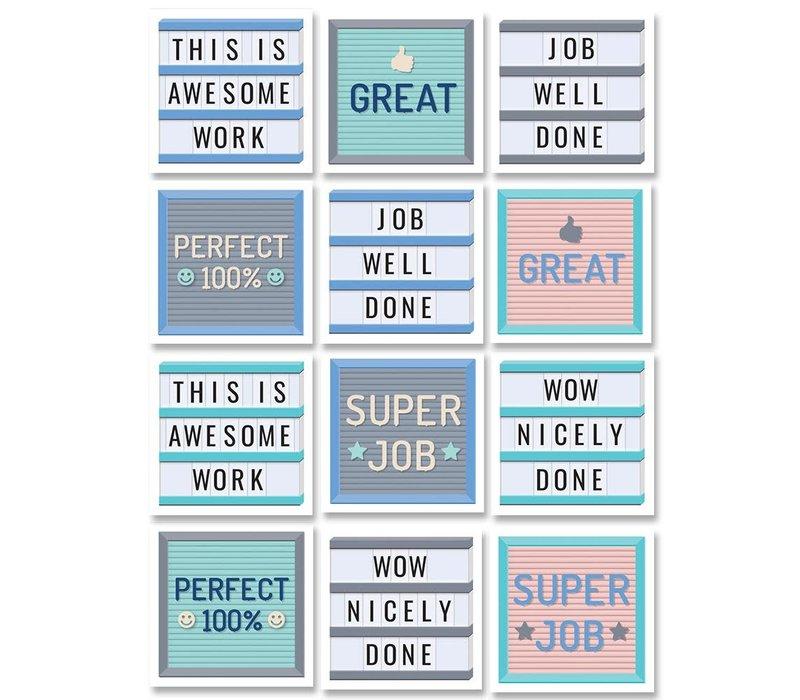 Calm & Cool Reward Stickers