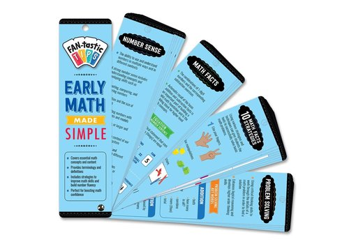 Creative Teaching Press Early Math Made Simple Fantastic Tips