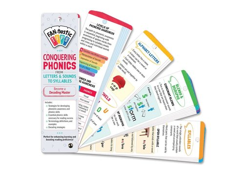 Creative Teaching Press Conquering Phonics Fantastic Tips