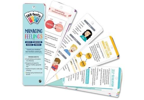 Creative Teaching Press Managing Feelings Fantastic Tips