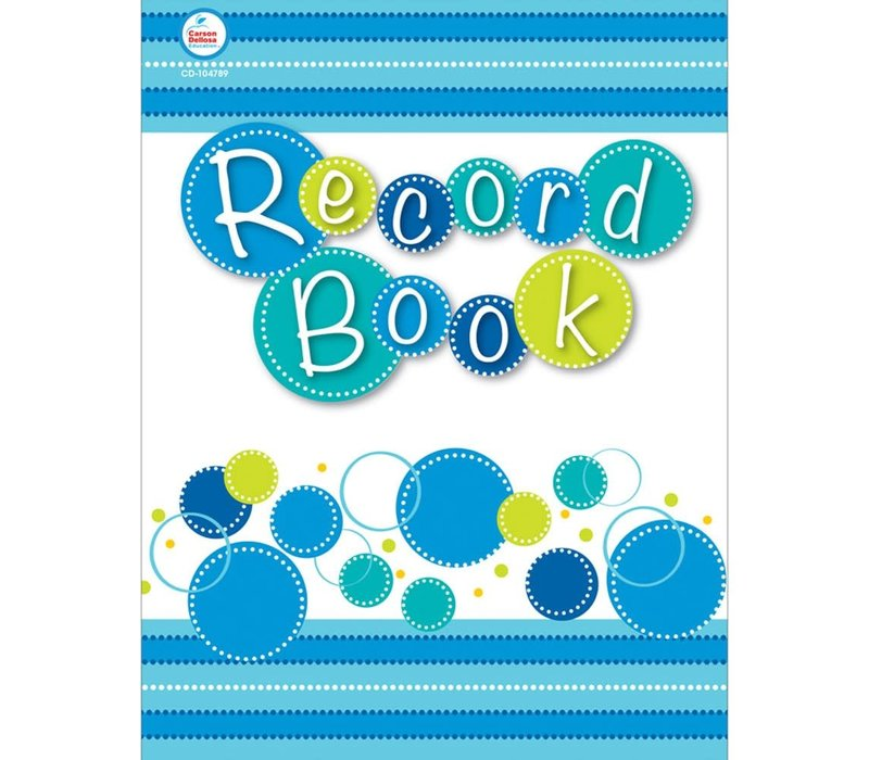 Record Book- Bubbly Blues