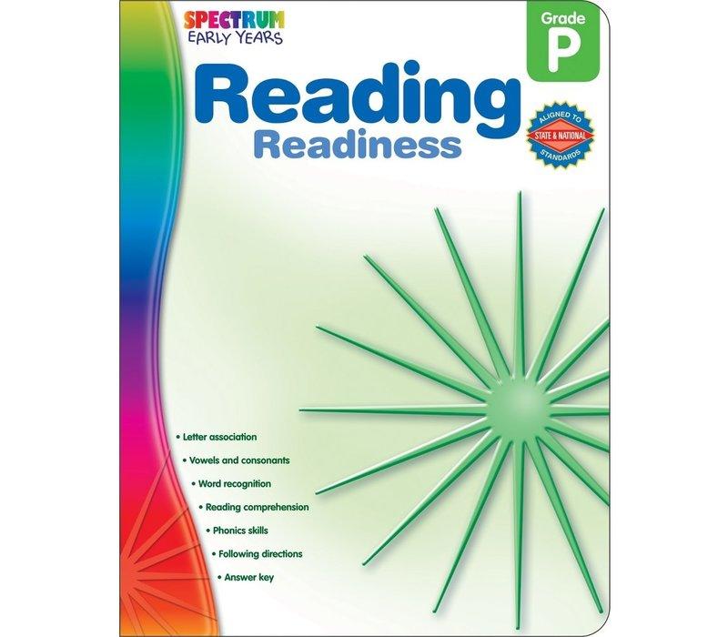 Writing Readiness, Grade PK *