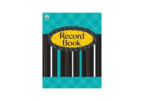 Carson Dellosa Black, White & Bold Record Book