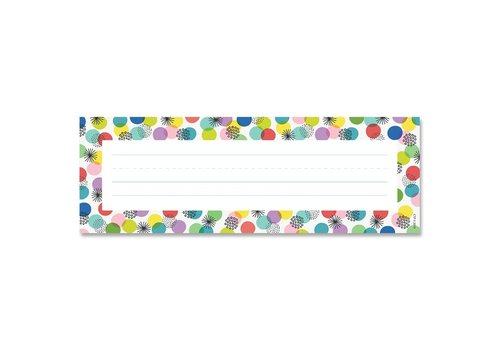 Creative Teaching Press Color Pop Name Plates