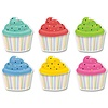 Creative Teaching Press Color Pop Cupcake Accents 6""
