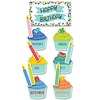 Creative Teaching Press Color Pop Birthday Mini Bulletin Board Set