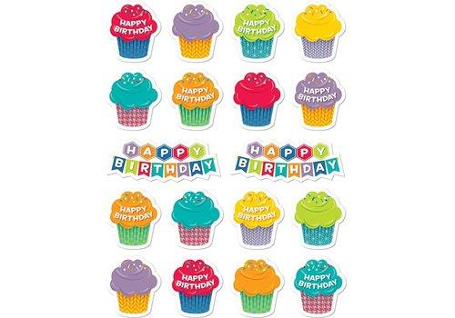 Creative Teaching Press HexaFun Happy Birthday Stickers