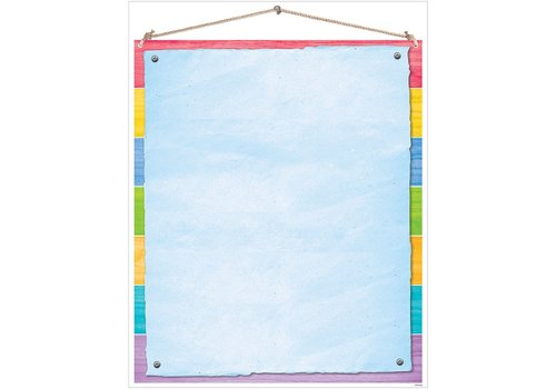 Creative Teaching Press Upcycle Style Blank Chart*