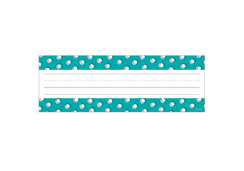 Creative Teaching Press Doodle Dots Nameplates