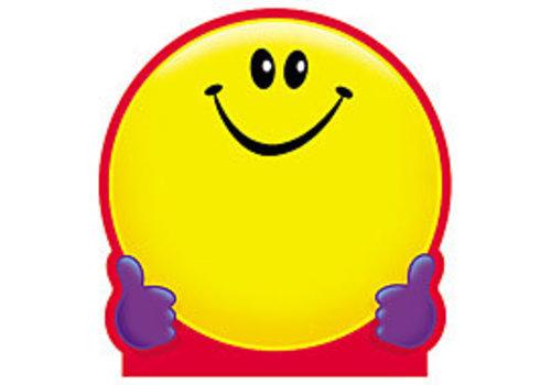 Trend Enterprises Smiley Face Notepad