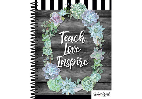 Carson Dellosa Simply Stylish -Teacher Planner