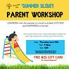 Summer Slide Parent Workshop