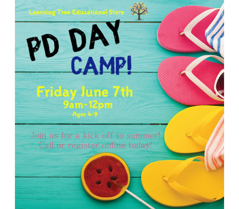 Kick Off to Summer PD Day Camp