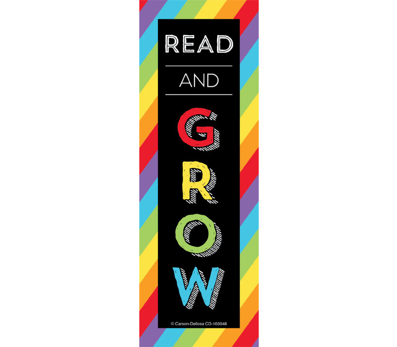 Celebrate Learning Bookmarks (D) *