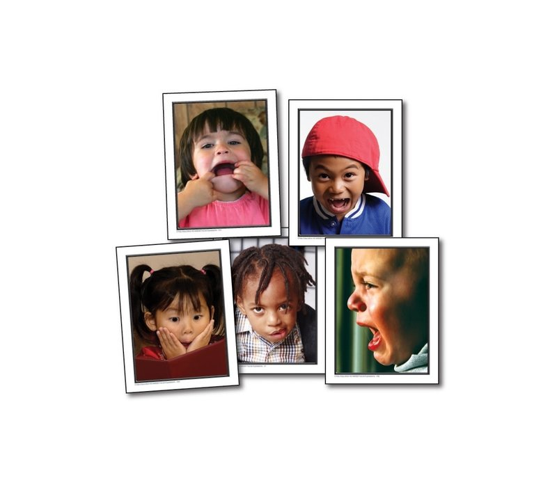 Facial Expressions Learning Cards*