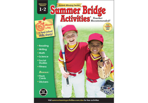 Carson Dellosa Summer Bridge Activities 1 to 2