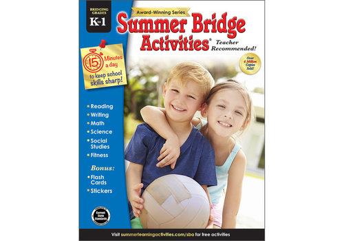 Carson Dellosa Summer Bridge Activities K to 1