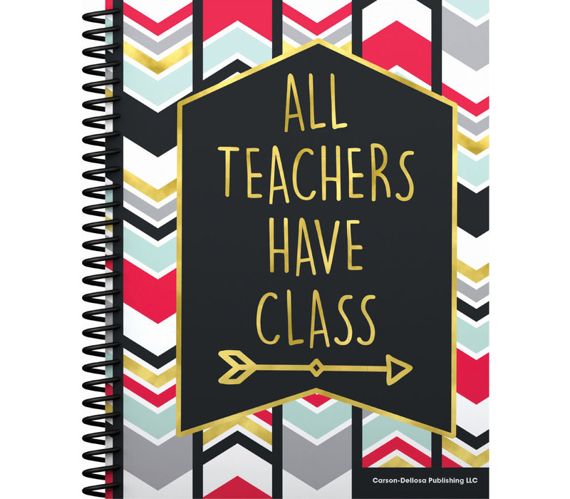 Aim High Teacher Planner Set