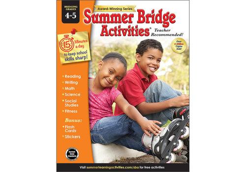 Carson Dellosa Summer Bridge Activities 4 to 5