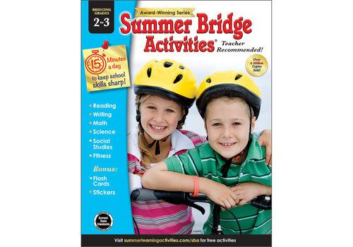 Carson Dellosa Summer Bridge Activities Grades 2 to 3